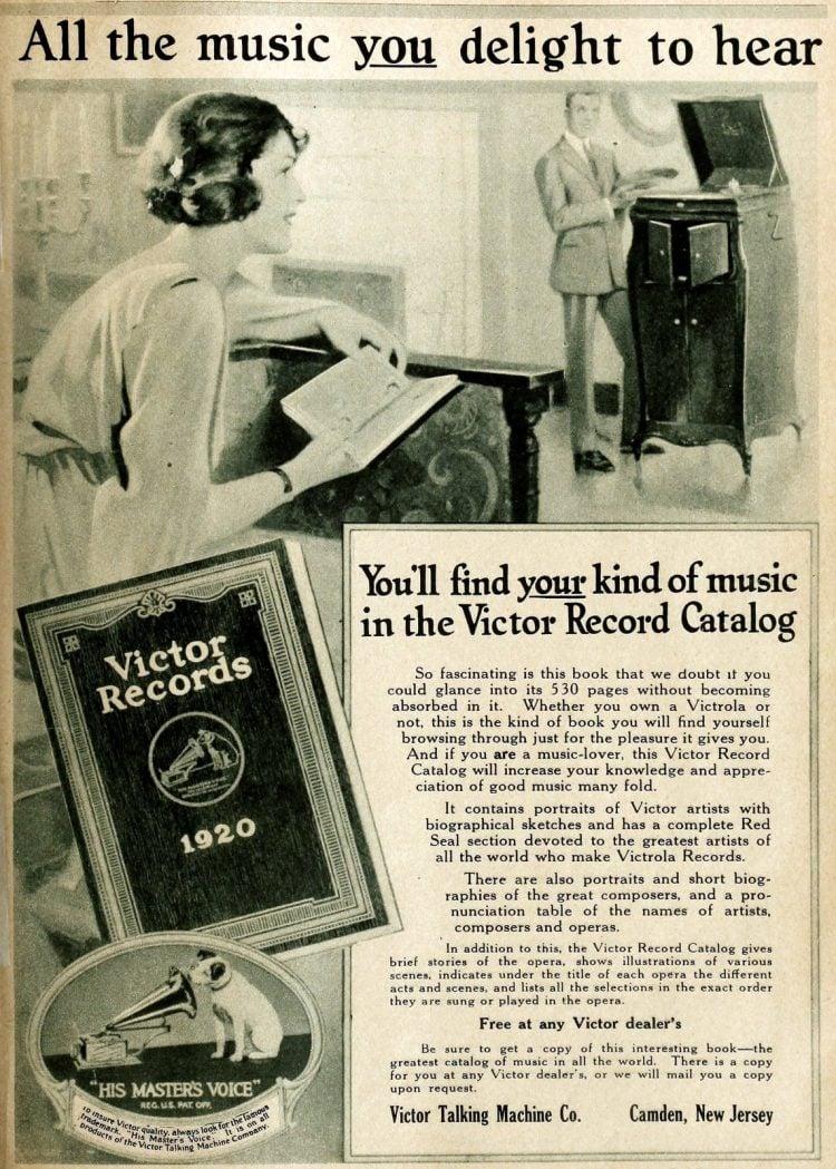 Antique Victrolas - Vintage music (7)