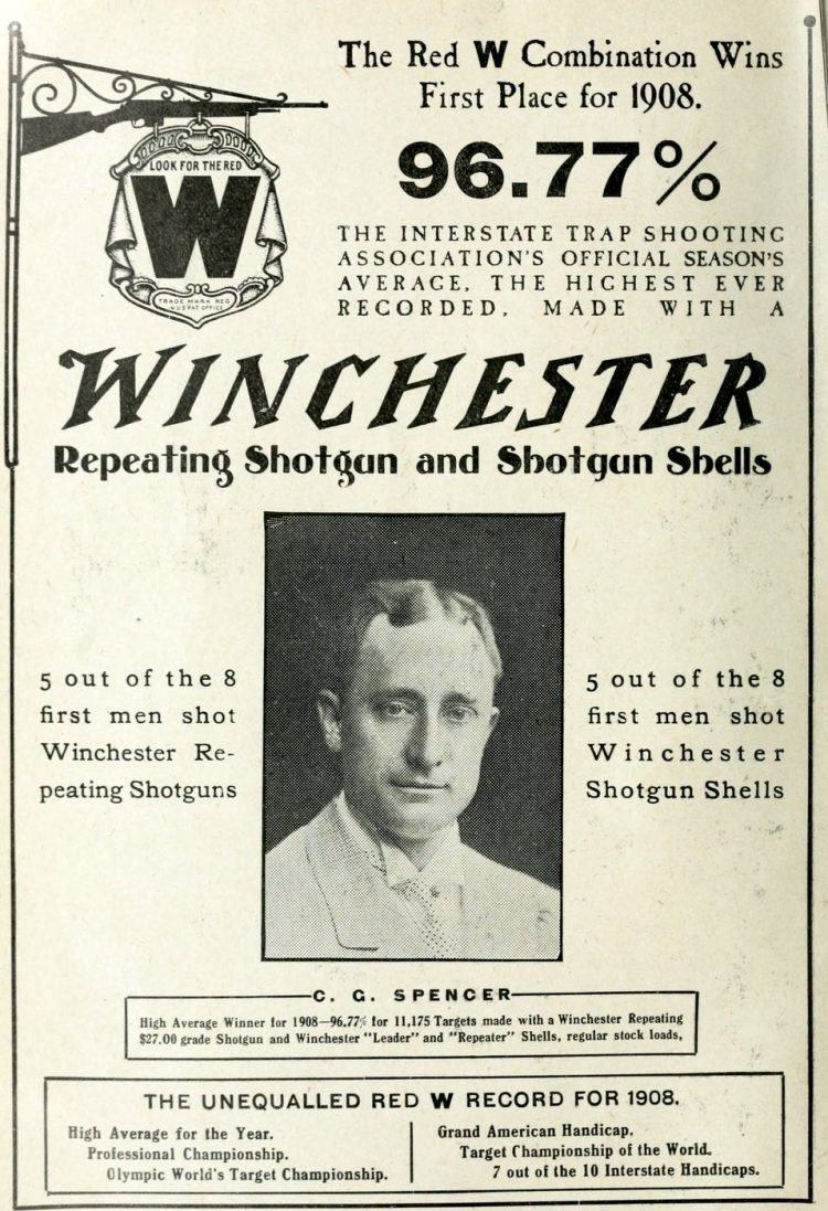 Antique Winchester rifles (1)