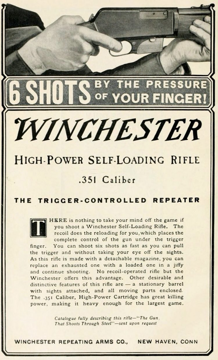 Antique Winchester rifles (2)