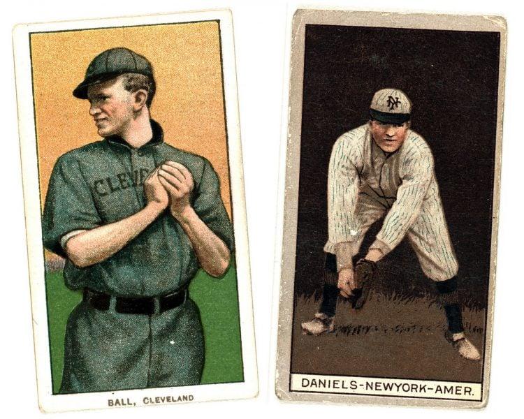 Antique baseball cards (1)