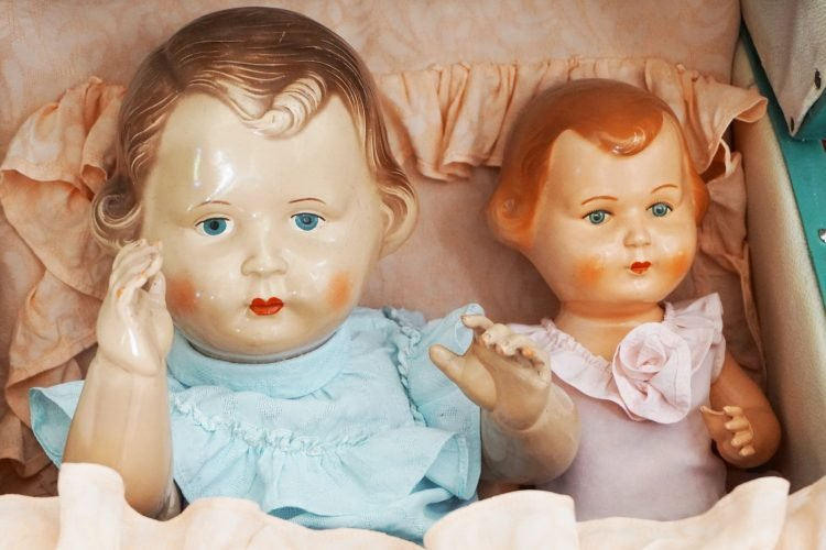 old doll toys