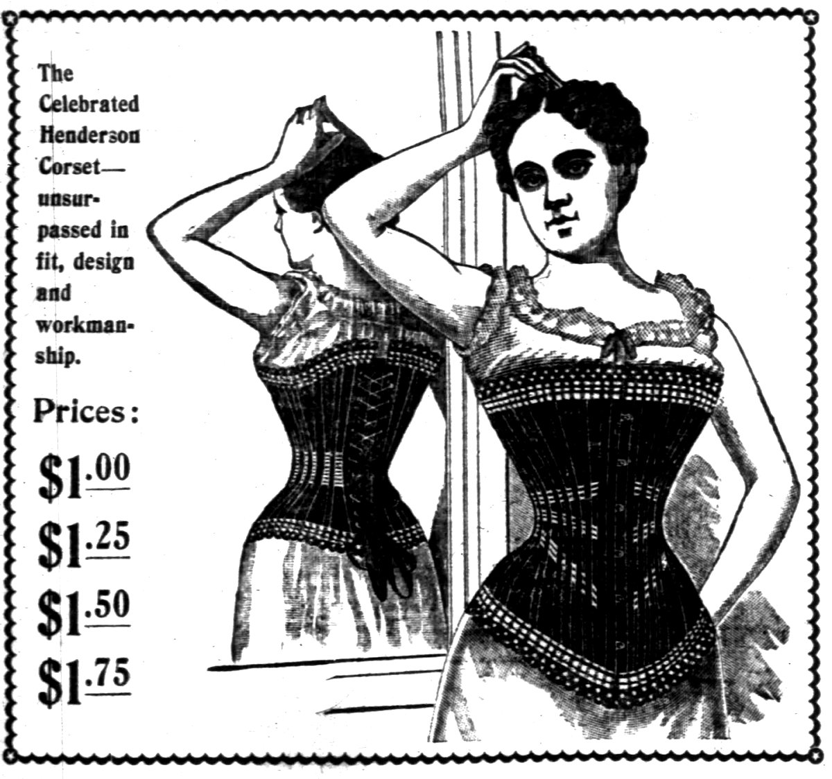Antique corsets from April 1898 (4)