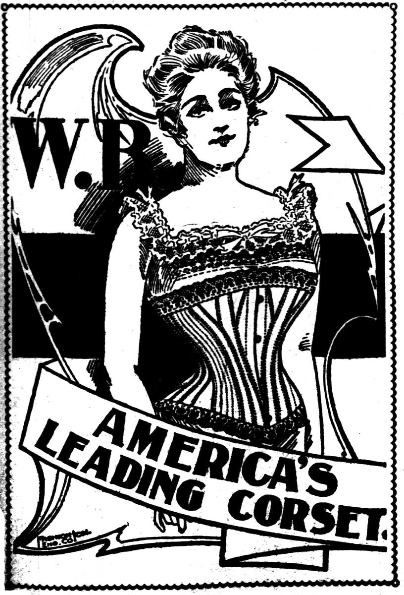 Antique corsets from April 1898 (5)