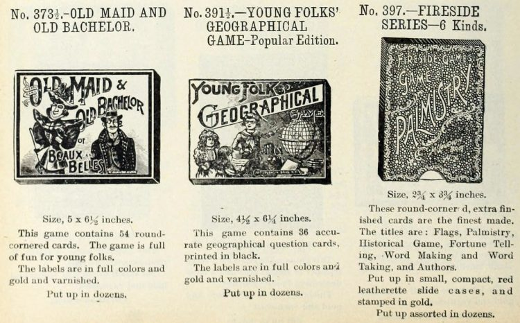Antique games from 1903 (5)