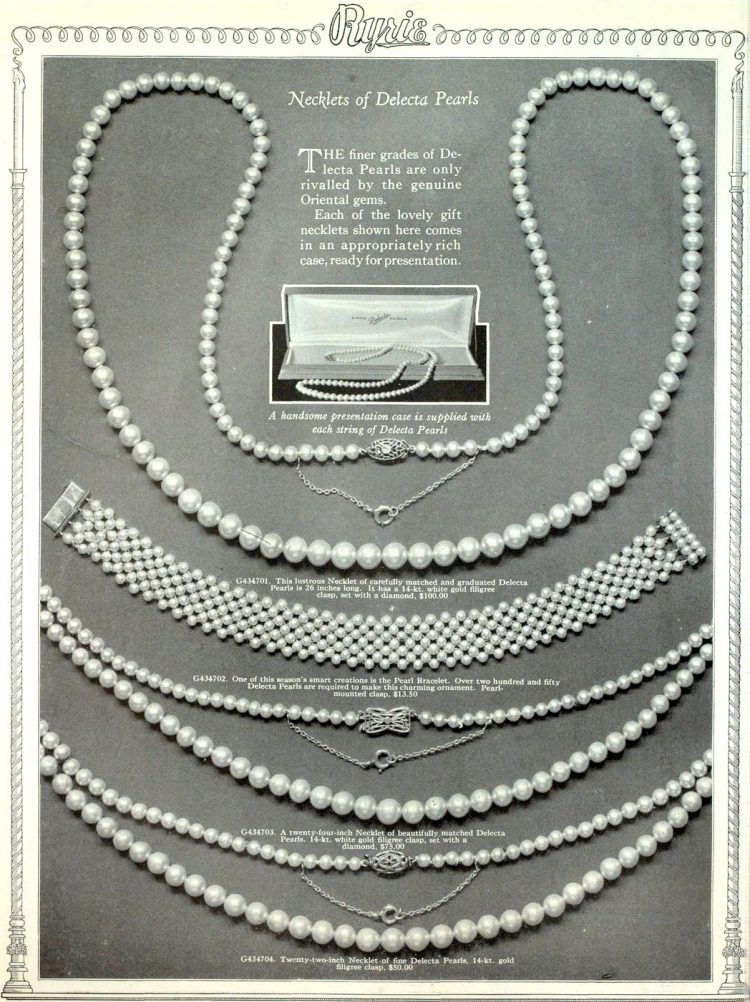 Antique jewelry designs from 1922 (5)