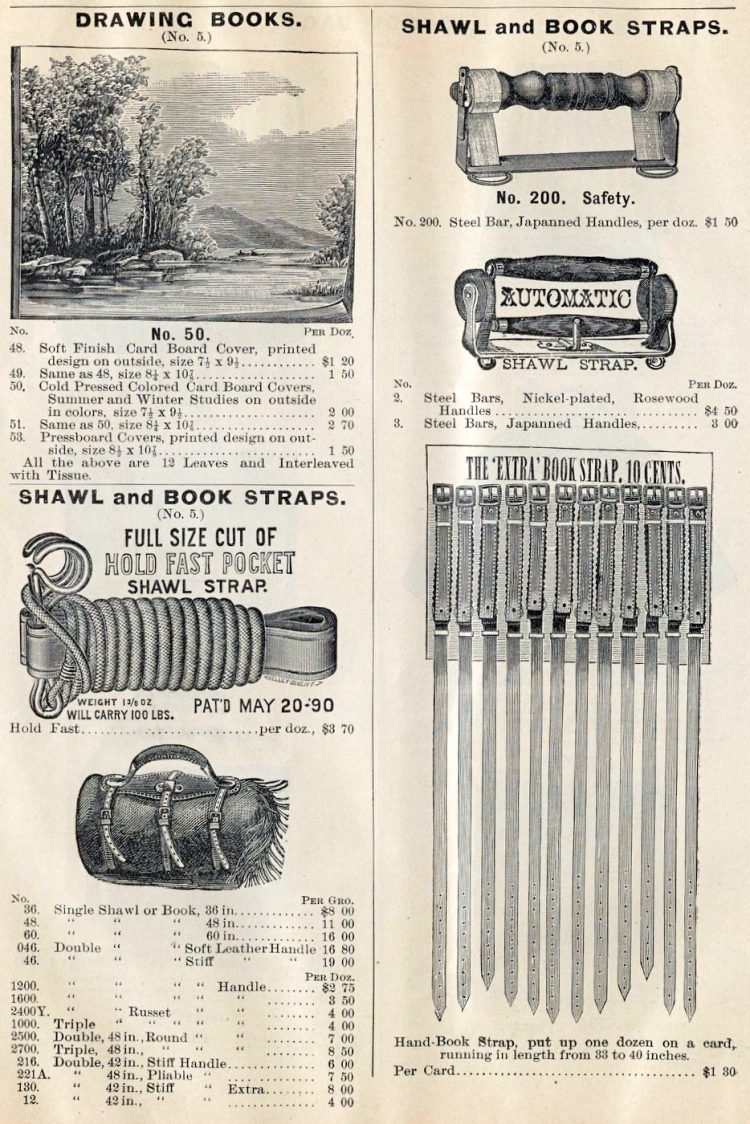 Antique school supplies from 1896 (5)