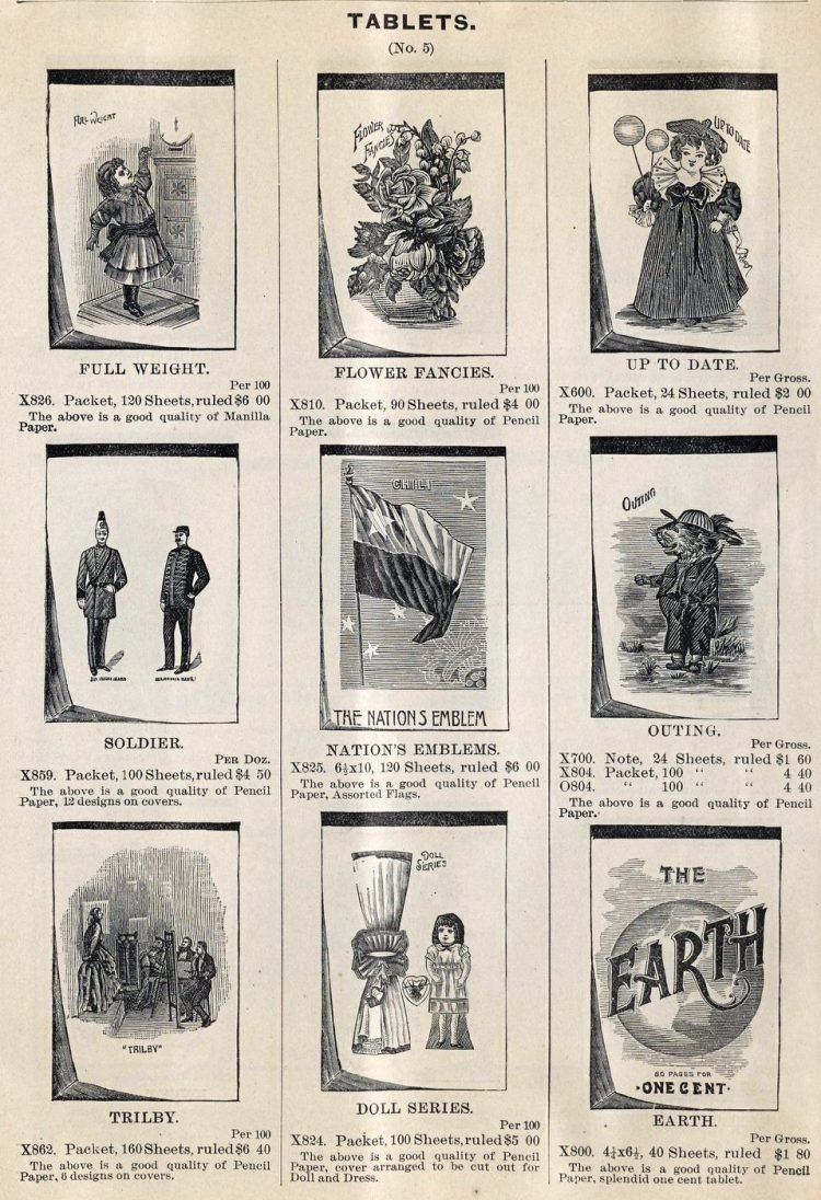 Antique school supplies from 1896 (6)
