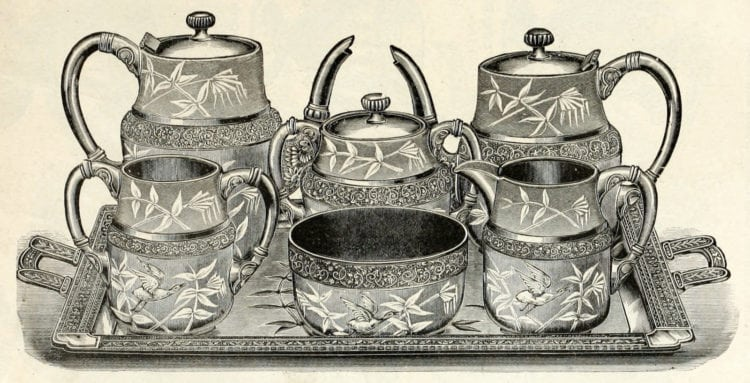 Why not start a tea room? (1897)