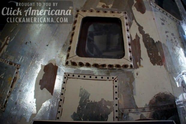 Apollo 9 Command Module Gumdrop (2)