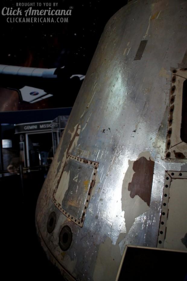 Apollo 9 Command Module Gumdrop