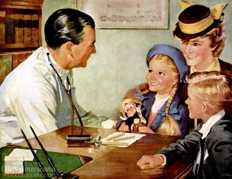 Are mothers too easy on their kids? What people said in 1940