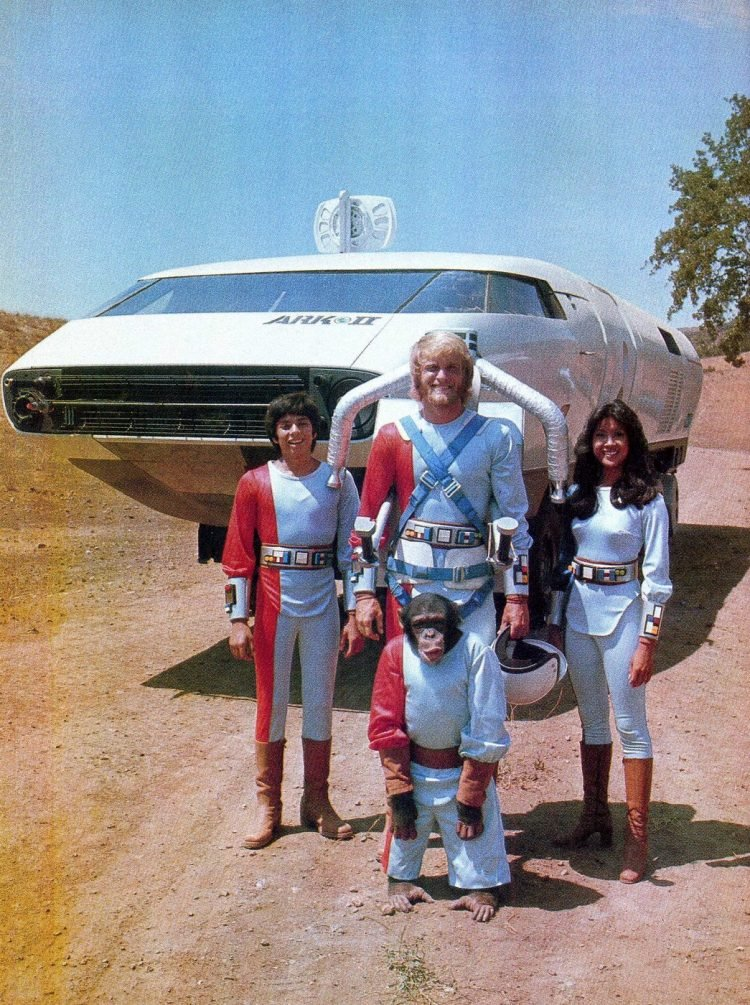 Ark II vintage TV show