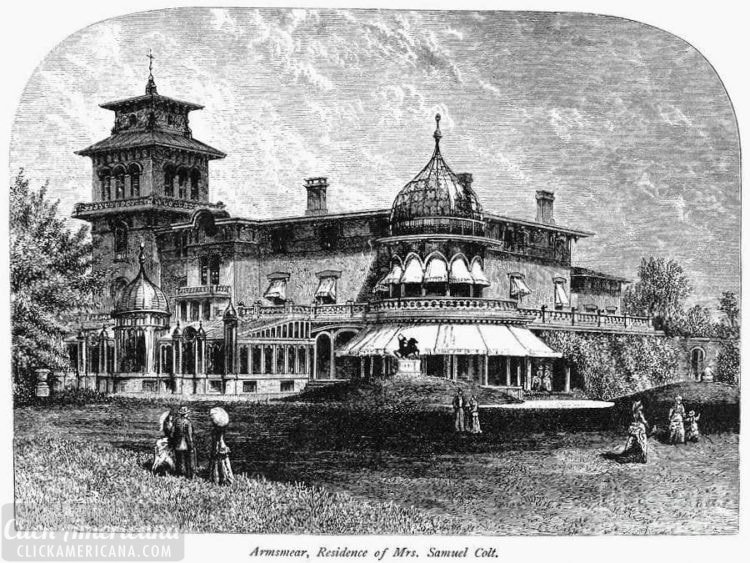 Armsmear mansion - Colt house