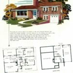 Authentic vintage designs for suburban homes built in 1955 - at Click Americana (4)