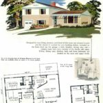 Authentic vintage designs for suburban homes built in 1955 - at Click Americana (5)