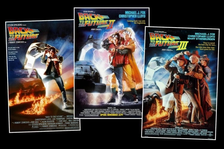 Back to the Future - Movie trilogy