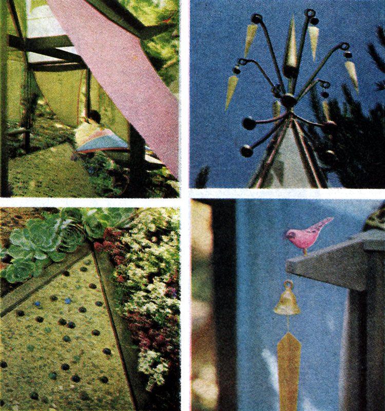 Backyard accessories 1965