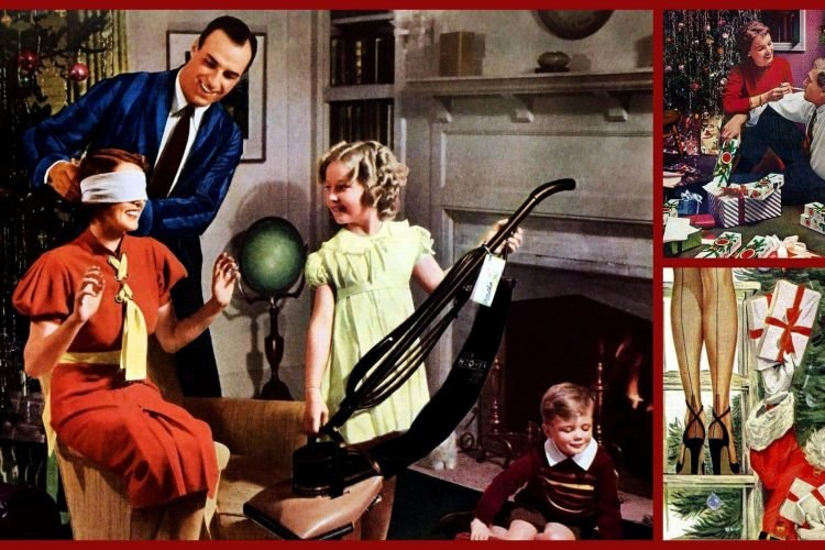 Bad vintage Christmas ads 20 retro holiday sales pitches that you'd never see today