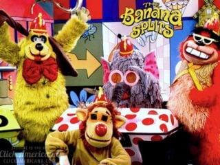 Banana Splits TV show characters