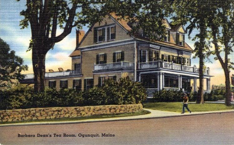 Barbara Dean's Tea Room, Ogunquit, Maine