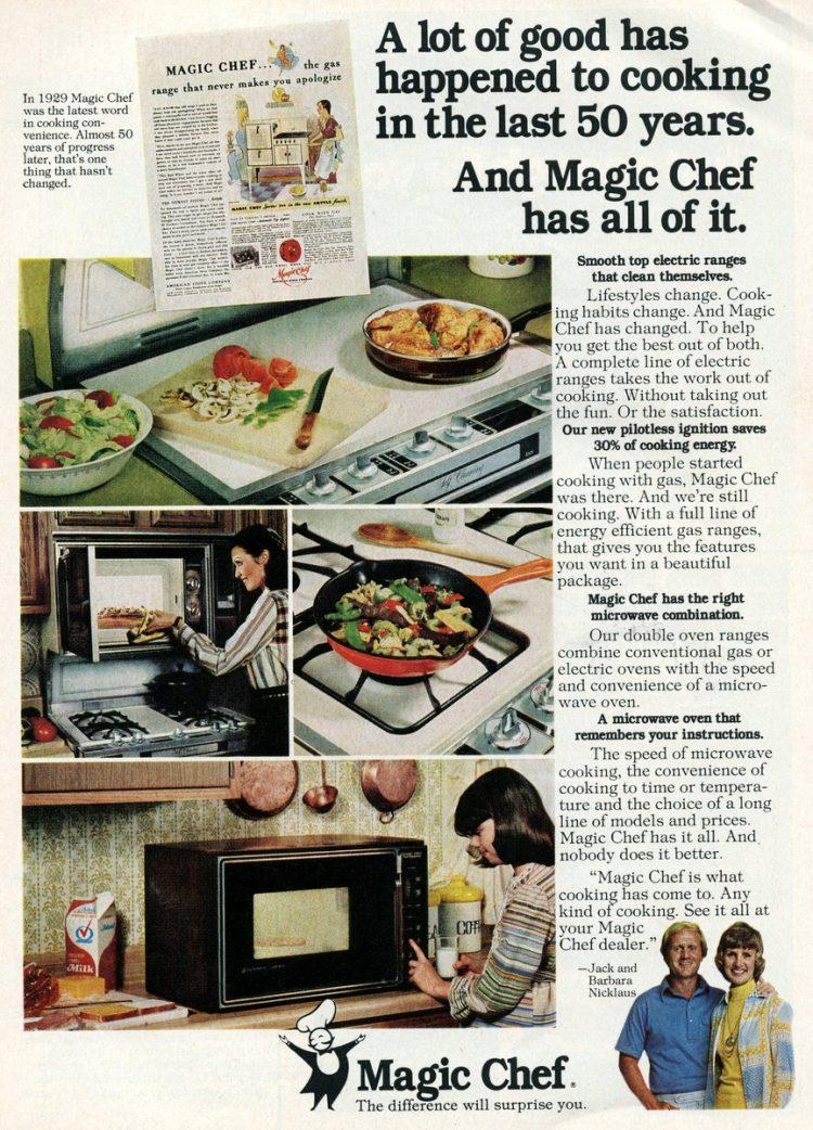 Barbara Nicklaus for Magic Chef-03-27-1978