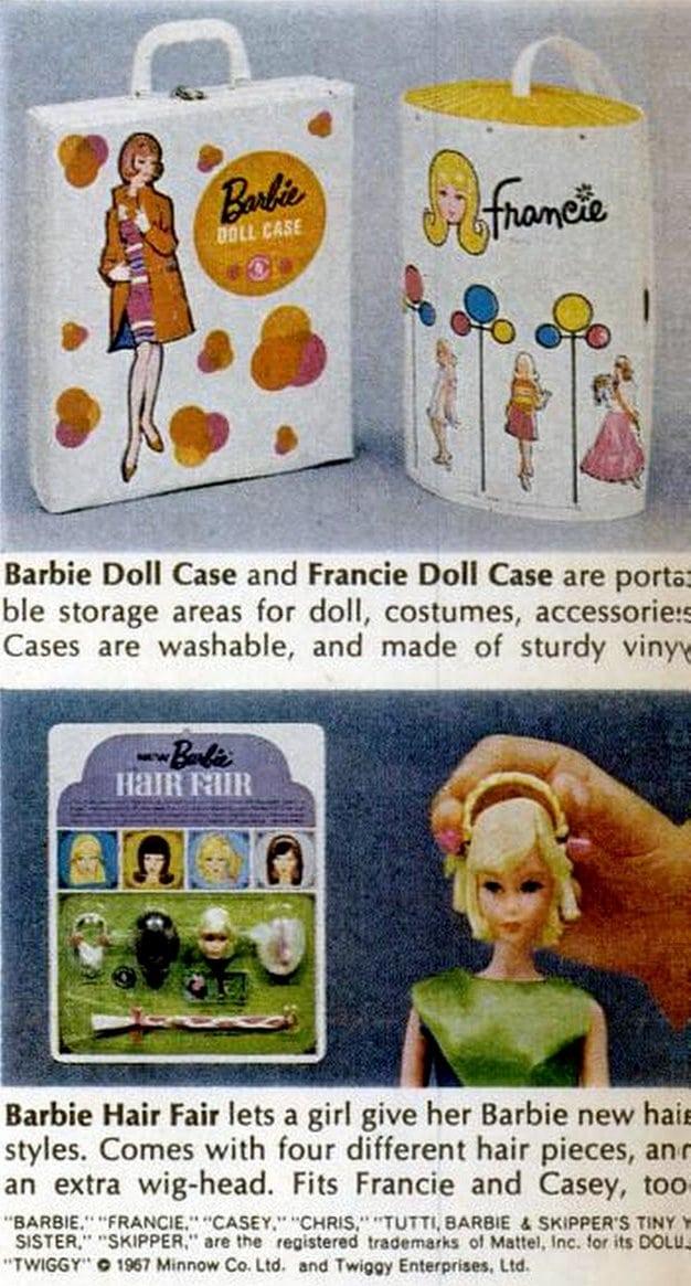 Barbie's sister, Tutti