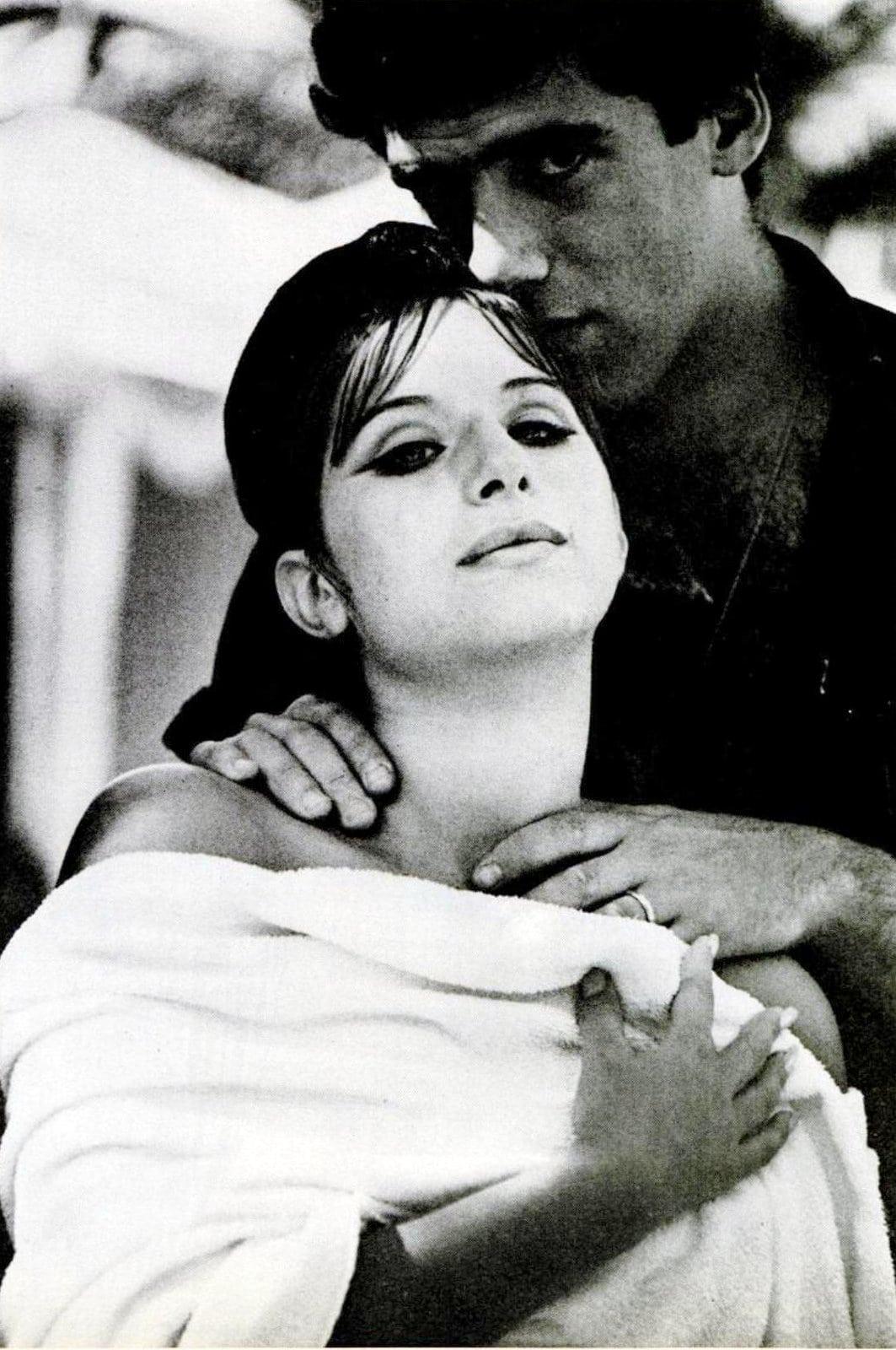 Barbra Streisand and Elliot Gould (1964)