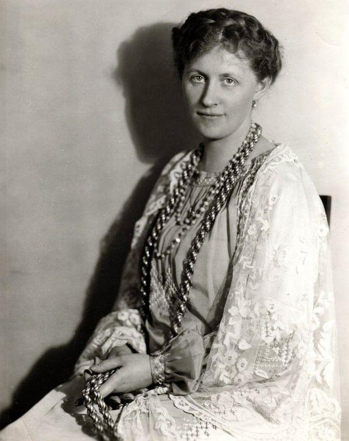 Baroness Eveline Maydell