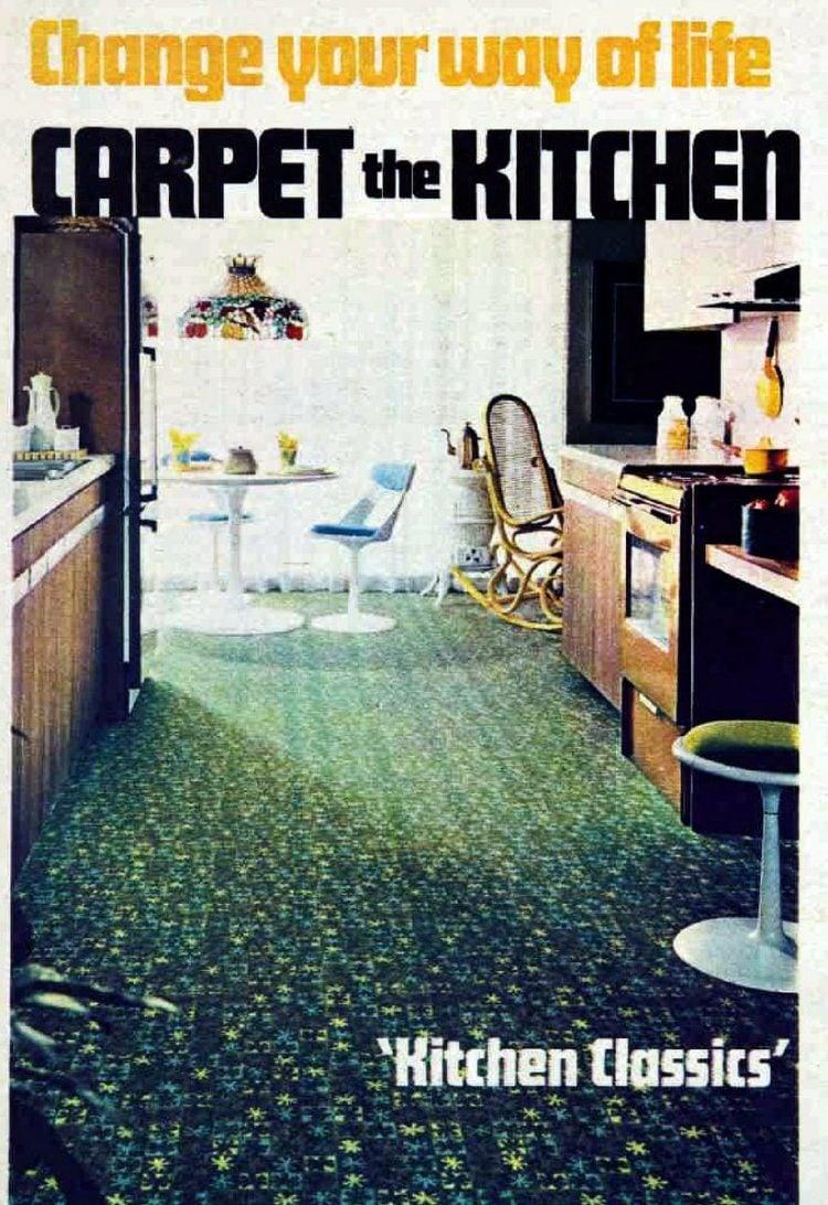 Barwick kitchen carpet