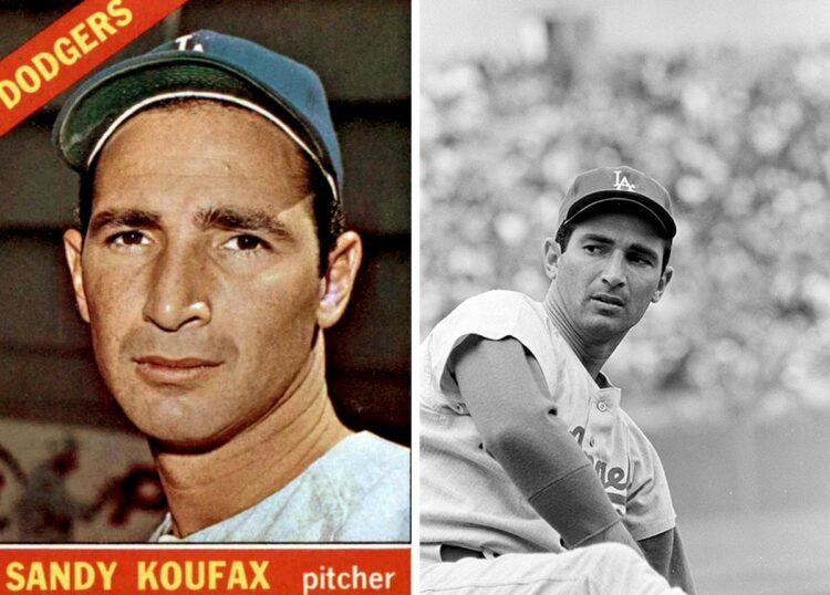 Baseball legend Sandy Koufax told his story back in 1963 I'm only human
