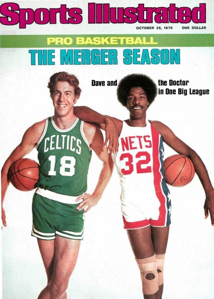 Basketball history The ABA-NBA merger (1976)