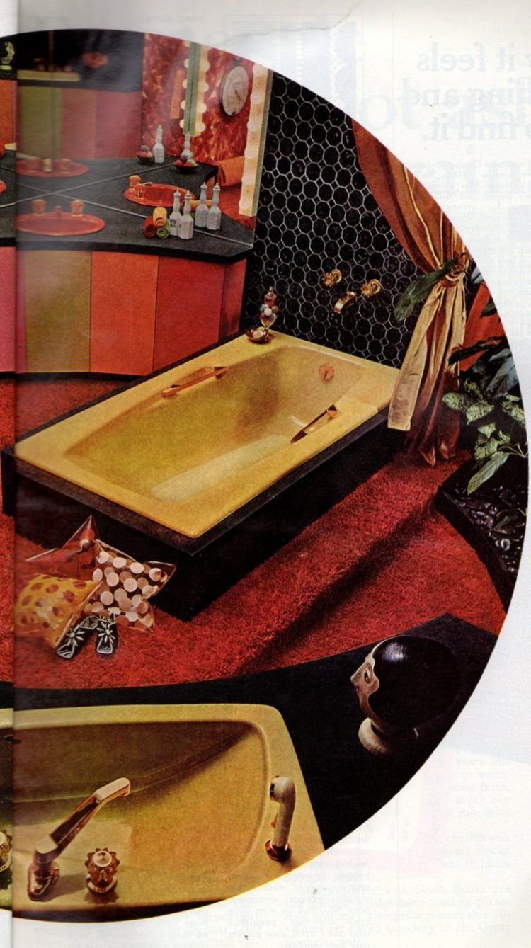 Bathroom decor and remodeling from 1968 (2)