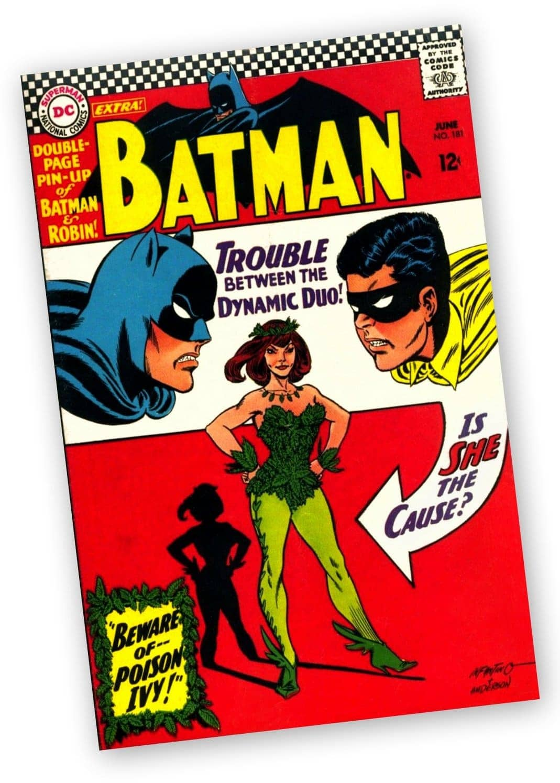 Batman 181 - 1966 DC Comics super heroes