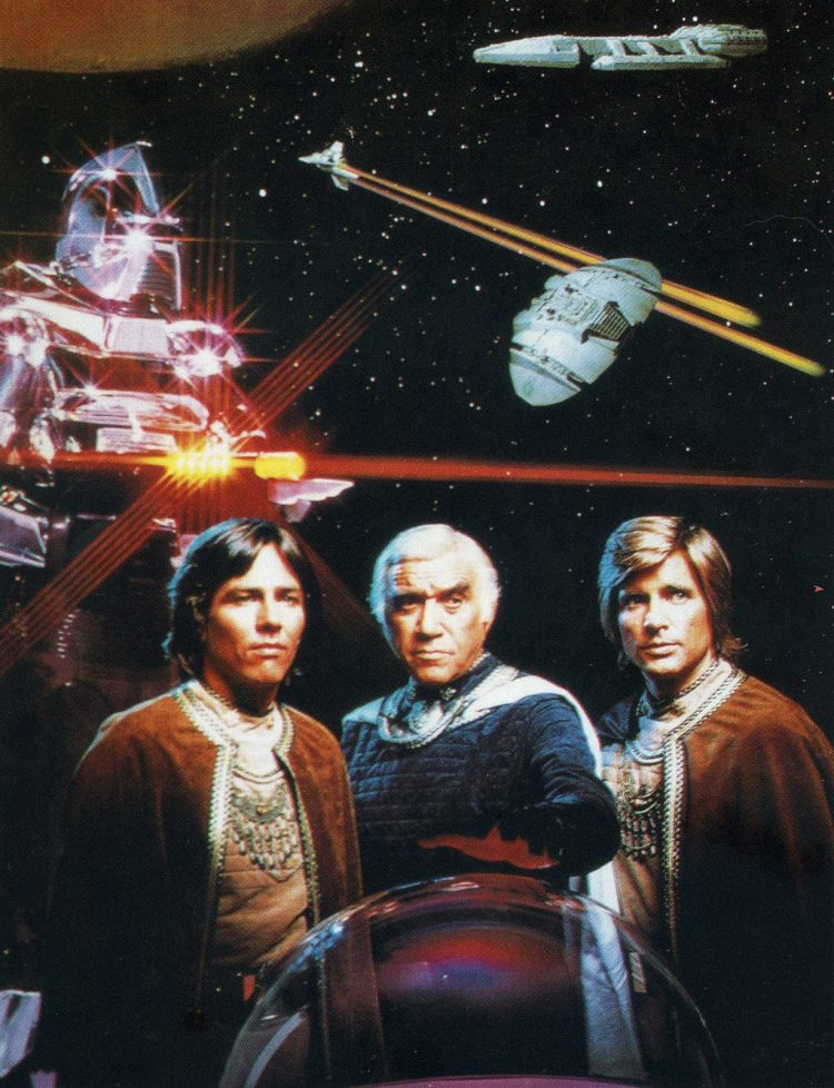 Battlestar Galactica: Revisit the vintage TV series that ran from 1978 to 1979