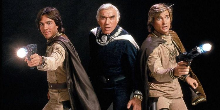 Battlestar Galactica Revisit the first TV series that ran from 1978 to 1979