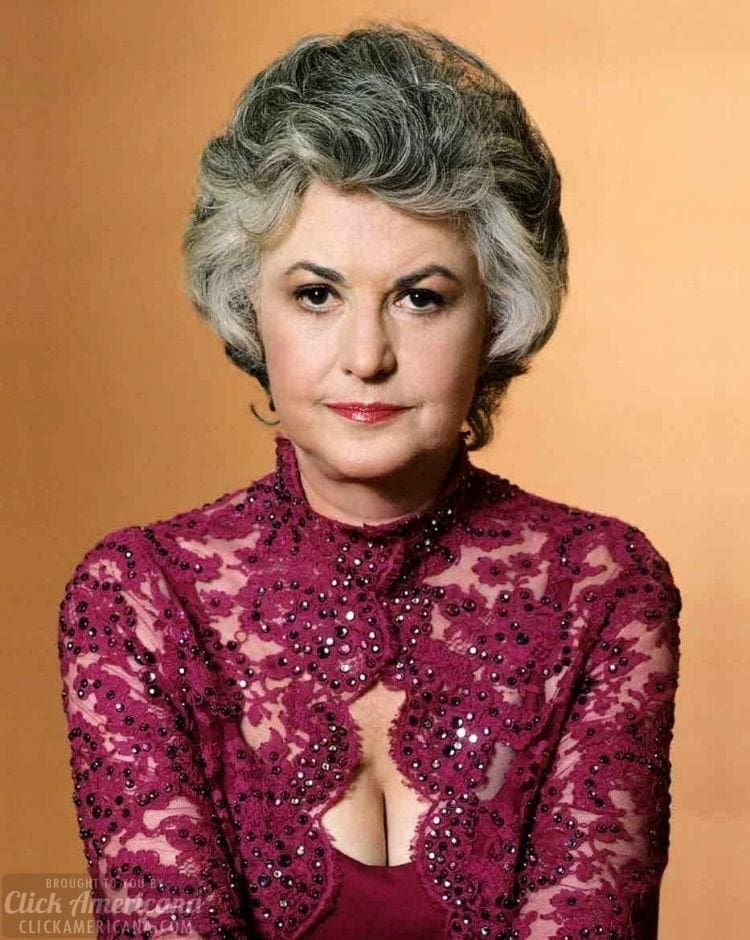 Bea Arthur - actress - Maude