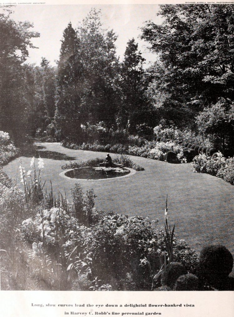 Beautiful Long Island Victory Garden