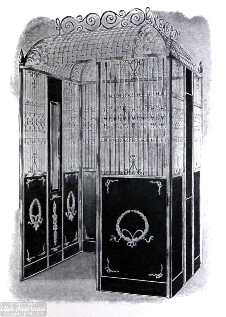 Elevator Metal Car
