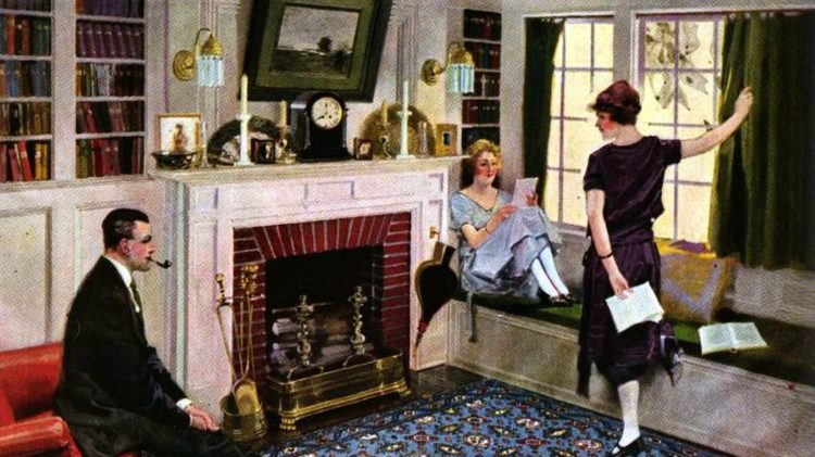 Beautiful vintage home designs & floor plans from the 1920s