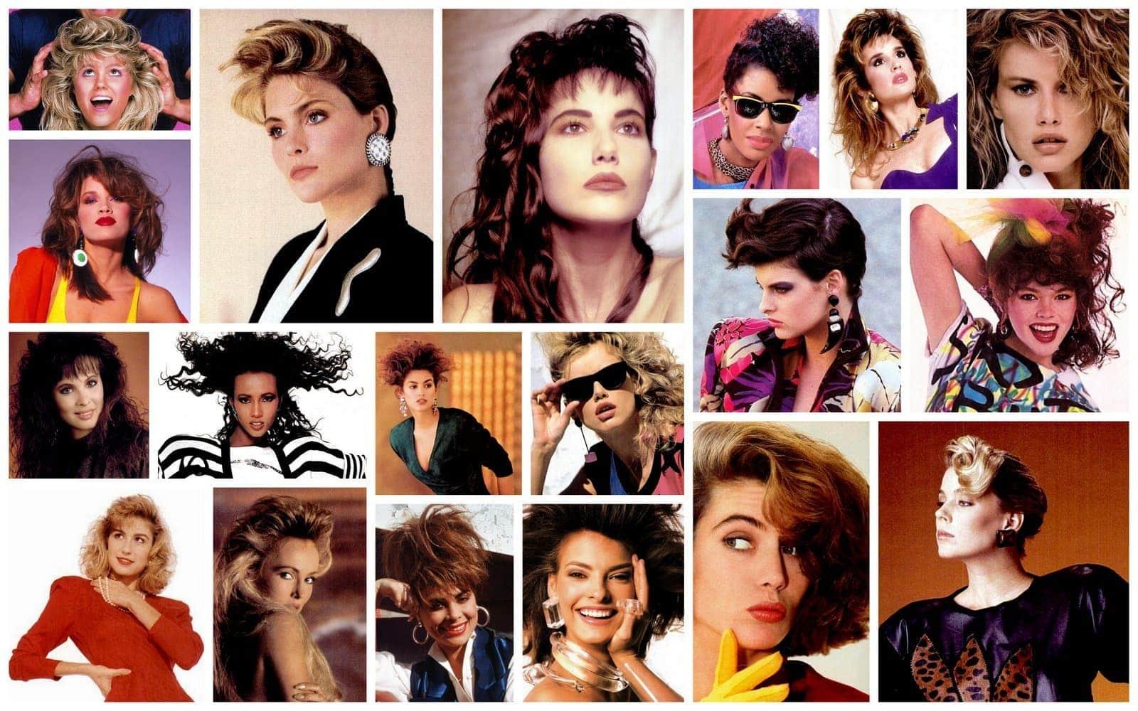 Beauty and fashion hairspray