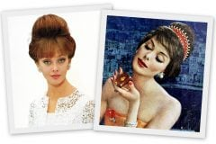 Beehive hairstyles of the 1960s (1)
