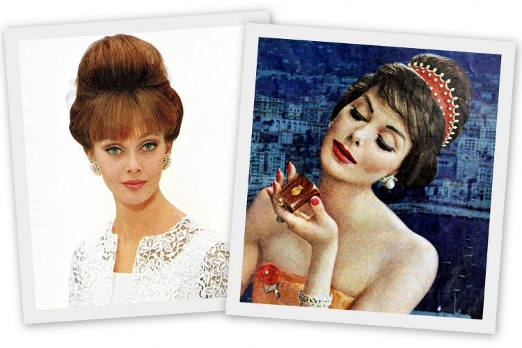 Goodbye, bouffant - Hello, beehive! The hot hairstyle of ...