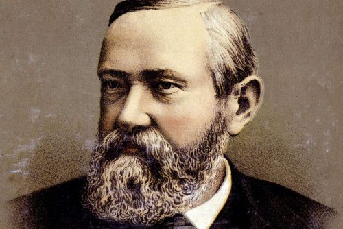 President Benjamin Harrison on the obligations of wealth (1898)