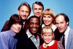'Benson' TV show starred Robert Guillaume & Rene Auberjonois (1979-1986)