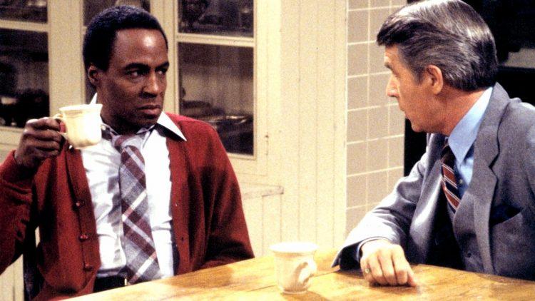 Benson TV show scene