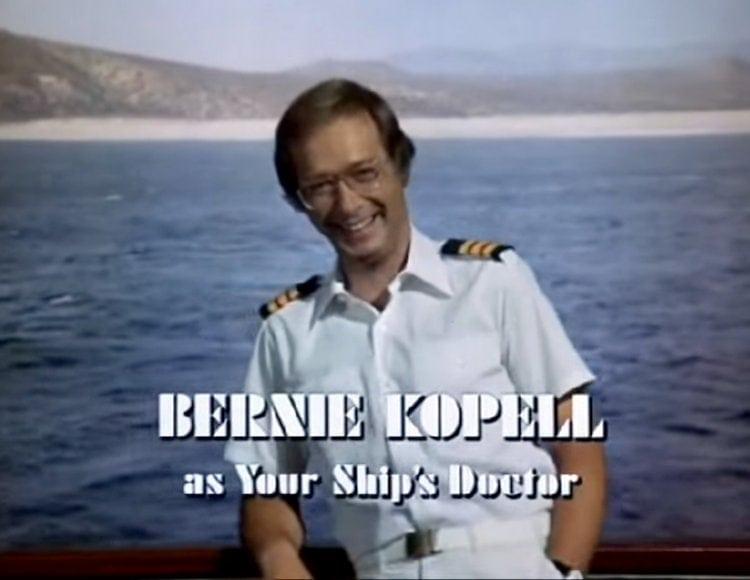 Bernie Kopell as Doc Bricker