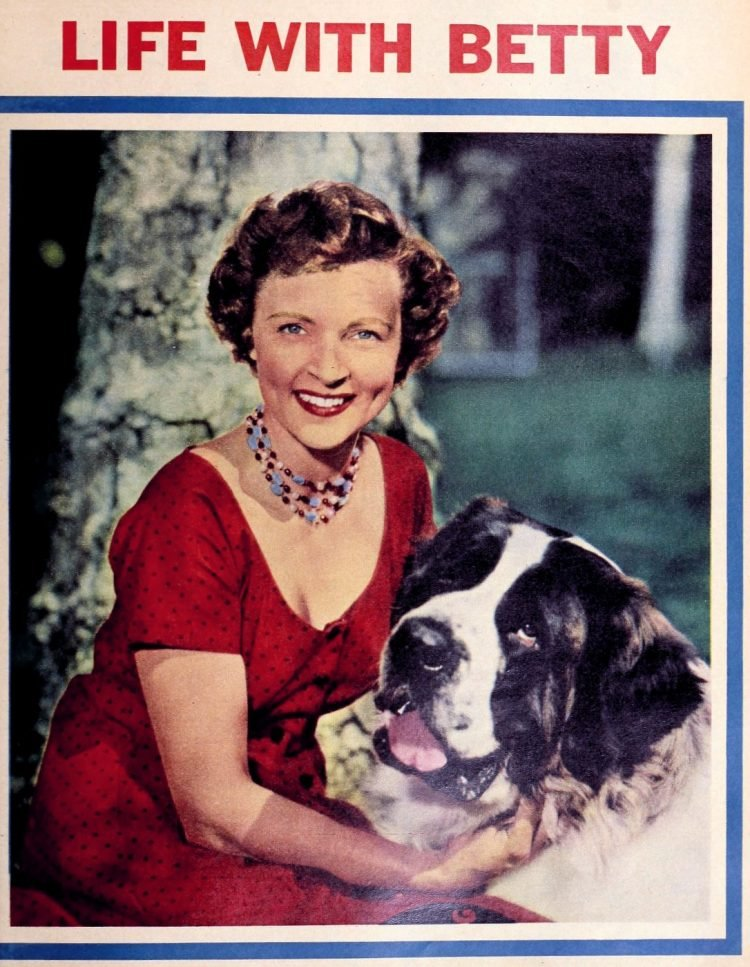 Betty White - 1954 (1)