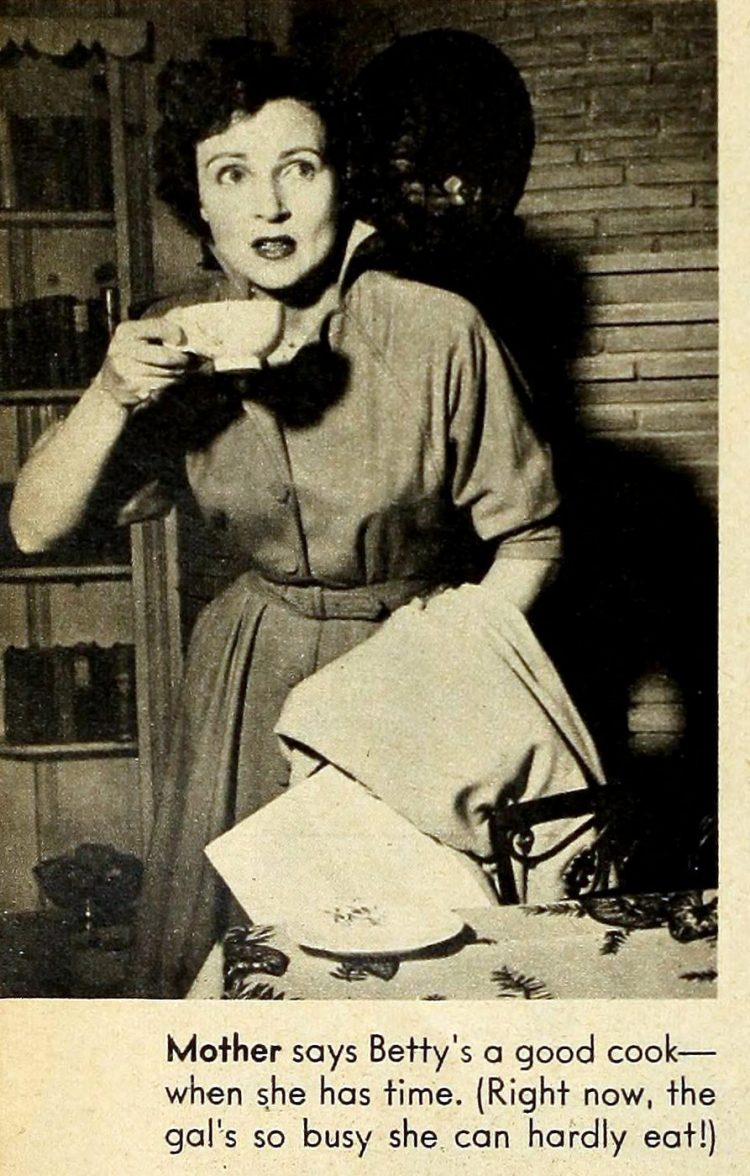 Betty White - 1954 (3)