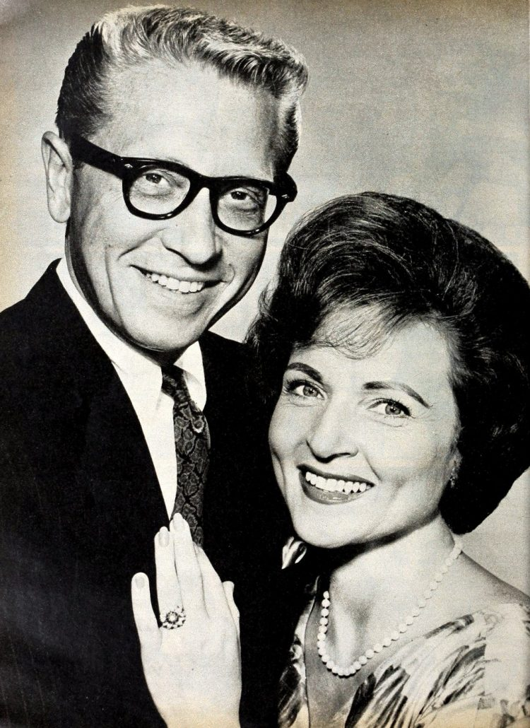 Betty White married Allen Ludden in 1963