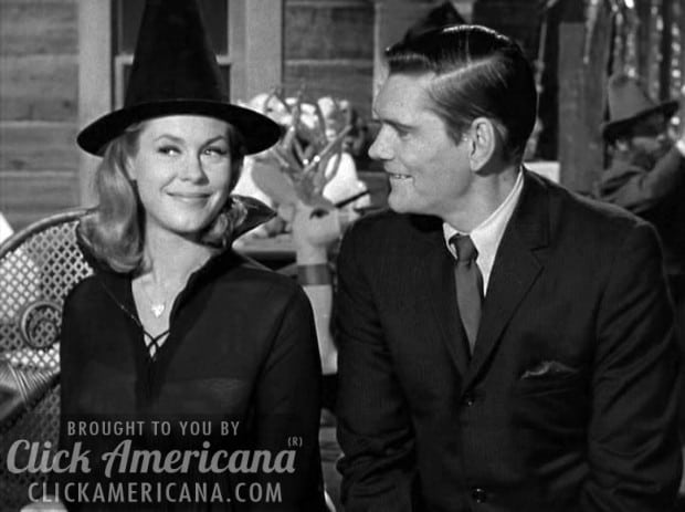 Bewitched TV show-Dick York years 1964-1969 (1)